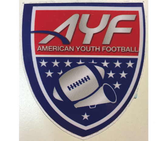 AYF decal