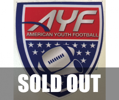 AYF decal sold out